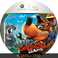 Banjo-Kazooie - Nuts & Bolts 3464356