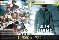 Alan Wake русская обложка. 435551