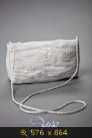 Свадебная сумочка 13 от Ирины Сулименко - свадебный салон Эльза.