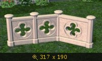 Лестницы, заборы, колонны, балки, потолочные элементы 534949