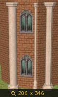 Лестницы, заборы, колонны, балки, потолочные элементы 534955