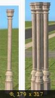 Лестницы, заборы, колонны, балки, потолочные элементы 534959