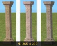 Лестницы, заборы, колонны, балки, потолочные элементы 534994