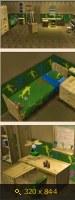 Детские комнаты 542079