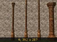 Лестницы, заборы, колонны, балки, потолочные элементы 548082