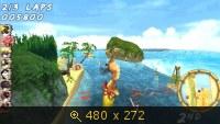 Фасад обложки и скриншот игры PSP (S). 58721
