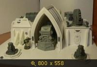 Sci-Fi Gothic Mine (master Romius) 591457