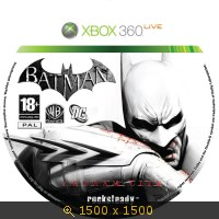 Batman: Аркхем Сити / Batman: Arkham City 622922