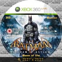 Batman Arkham Asylum Game оf the Year Edition 67975