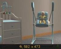 Детские комнаты - Страница 2 753279
