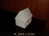 Небольшой дом, 1 этаж 762903