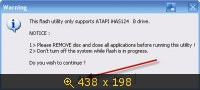 Купил Lite-on  iHas124 DVD/CD Rewritable Drive для ПК. А как прошить правильно? 768981