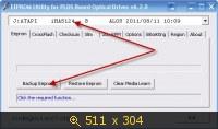 Купил Lite-on  iHas124 DVD/CD Rewritable Drive для ПК. А как прошить правильно? 768992