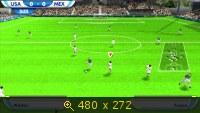 Фасад обложки и скриншот игры PSP (F). 80432