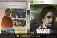 Alan Wake русская обложка. 82003