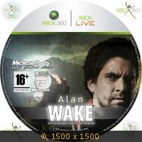 Alan Wake русская обложка. 82007