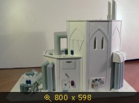Sewage Disposal Plant ( master Romius) 821844