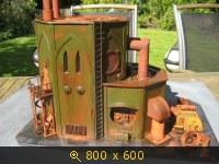 Sewage Disposal Plant ( master Romius) 821849