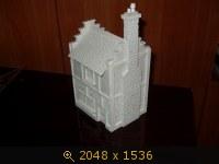 средневековые домики 958477