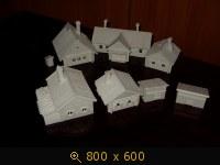 Русская деревня II WW 975425