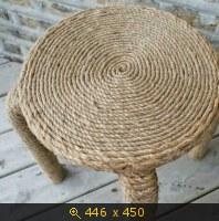 Из верёвки, бумаги... всего мягкого 1061291