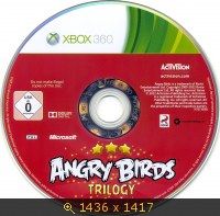 Angry Birds Trilogy 1418561