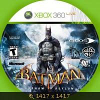 Batman: Arkham Asylum. 154813