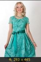 фасоны летнего платья для полной пожелой женщины