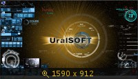 Windows 7 x64 Ultimate UralSOFT Full v.5.6.13 (2013) Русский