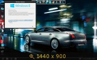 Windows 8 Pro VL x64 by DDGroup (2013) Русский