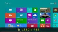 Windows 8 Профессиональная Upgrade Оригинал x32-x64 (2013) Русский