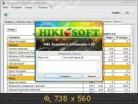 HiKi. Калории и тренировки [1.89] (2013) Русский