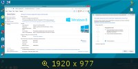 Windows 8.1 (Blue) Pro Preview build 9431 (x86) v.1.7.13 by Romeo1994 (2013) �������