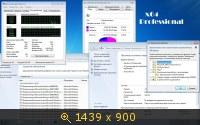 Microsoft Windows 7 SP1 x86-x64 RU SM VII-XIII COLLECTION (9 in 1) by Lopatkin