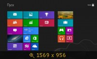 Windows 8 Pro UralSOFT v.1.68 (x86) [2013] Русский