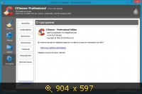 CCleaner Business / Professional Edition 4.04.4197 (2013) RePack & �ortable by D!akov
