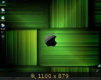 Windows 7 Ultimate Sp1 Apple Edition by Modif (x86) [2013] Русский