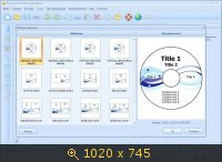 RonyaSoft CD DVD Label Maker 3.01.19 (2013) Русский