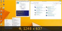Windows 8.1 Blue (x86) Professional buind 9600 with Program & Microsoft Office 2013 v.1.9.13 by Romeo1994 (2013) Русский