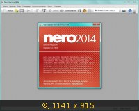 Nero Burning ROM 2014 15.0.02100 Portable by Valx (2013) Русский