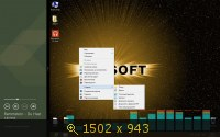 Windows 8 Enterprise UralSOFT v.1.83 (x86x64) [2013] Русский