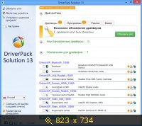 DriverPack Solution 13 R399 DVD-ISO (2013) Русский