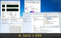 Microsoft Windows 7 Professional VL SP1 x64 RU Lite X-XIII UEFI by Lopatkin (2013) Русский