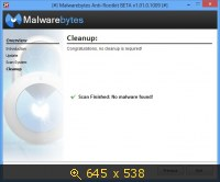 Malwarebytes Anti-Rootkit 1.7.0.1007 Beta (2013) Русский