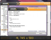 AIMP 3.55 Build 1312 RC2 + Portable (2013) Русский