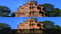 Ангкор - земля богов 3Д / Angkor - Land of the Gods 3D Вертикальная анаморфная
