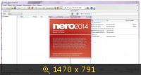 Nero 2014 Platinum 15.0.03400 (Multi/Ru) RePack by KpoJIuK