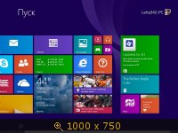 Windows 8.1 x86 AIO 20in1 Pre-Activated November (2013) Русский