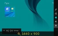Windows 8.1 х86 Embedded 6.3.9600 SM & XXX XI-XIII by Lopatkin (2013) Русский