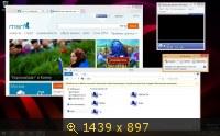 Windows 8.1 Core 6.3.9600 x86-х64 RU Ato XI-XIII by Lopatkin (2013) Русский